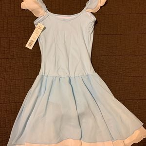 Body Wrappers Leotard/Skirt